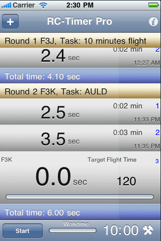 RC-Timer Pro
